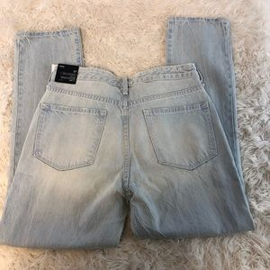 Gap 1969 Real Straight Light Wash Jeans Size 27